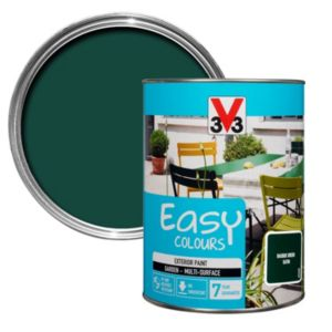Image of V33 Easy Basque green Satin Furniture paint 1500 ml