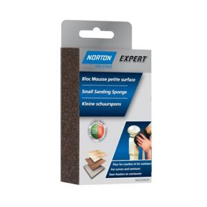 Image of Norton Expert 100/60 Grit Fine/medium Sanding sponge