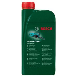 View Bosch Biodegradable Chainsaw Oil, 1L details