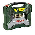 Bosch X-Line Mixed Drill Bit Accessory Set, 50 Piece