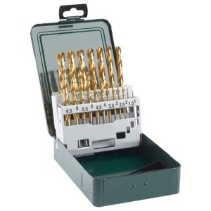View Bosch 19 HSS Drill Bit Set details