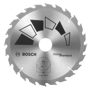 View Bosch 24T Circular Saw Blade (Dia)160mm details