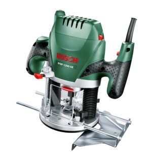 View Bosch 1200W Plunge Router POF 1200 AE details