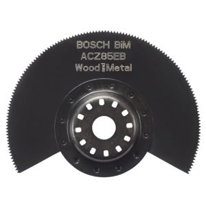 View Bosch Wood & Metal Segment Blade Pack of 1 details