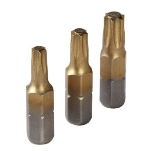 View Bosch Screwdriver Bit Set 25mm, 3 Pieces details