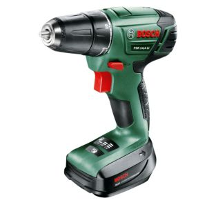 View Bosch Cordless 14.4V Li-Ion Drill Driver 1 x Battery Included details
