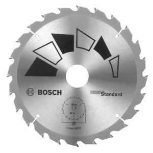 View Bosch 24T Circular Saw Blade (Dia)165mm details