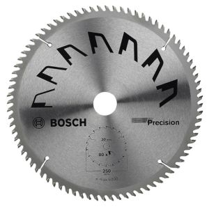View Bosch 40T Mitre Saw Blade (Dia)254mm details