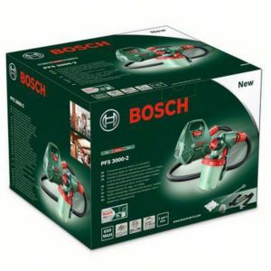 Image of Bosch 250mm For Painting Of Flat Surfaces Paint Roller