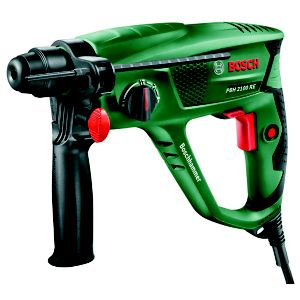 View Bosch 550 W Corded SDS Rotary Hammer Drill PBH 2100 RE details