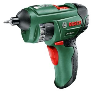 View Bosch 3.6V Li-Ion Cordless Screwdriver PSR SELECT details