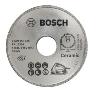 View Bosch Diamond Cutting Blade (Dia)65mm details