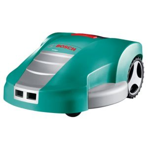 View Bosch Indego Robotic Cordless Lithium-Ion Rotary Lawnmower details