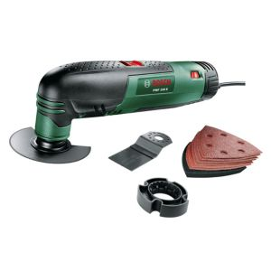 Bosch 240V 190W Corded All Rounder Multi Tool PMF190E