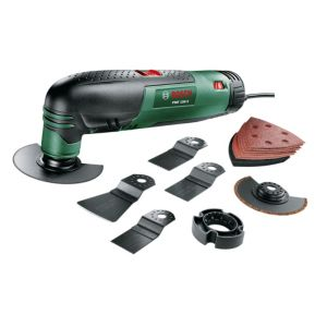 View Bosch 240V 190W Corded All Rounder Set PMF190E details