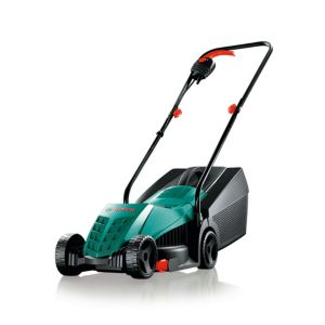 View Bosch Rotak 320 ER Rotary Lawnmower details