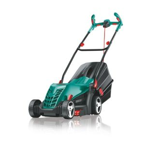 View Bosch Rotak 340 ER Rotary Lawnmower details
