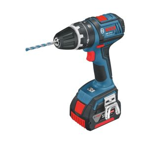 View Bosch Cordless Li-Ion Combi Drill Driver 1 Battery details