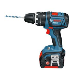 View Bosch Dynamic Series Cordless 18V Li-Ion Combi Drill 2 Batteries 0615990G6W details
