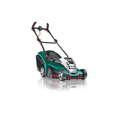 bosch rotak rotak 42 li 2 ergoflex ergoflex cordless lithium ion steel lawnmower departments. Black Bedroom Furniture Sets. Home Design Ideas