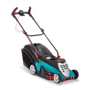 bosch rotak 400 electric rotary lawnmower. Black Bedroom Furniture Sets. Home Design Ideas