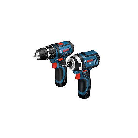 bosch professional 2a li ion drill driver twin pack 2 batteries gsb 10 8 2 li gdr 10 8 li. Black Bedroom Furniture Sets. Home Design Ideas