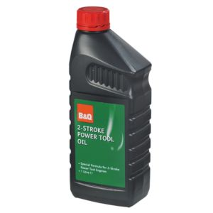 View B&Q Power Tool Oil, 1L details