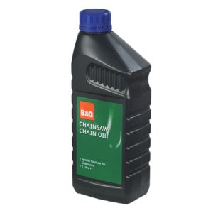 View B&Q Chainsaw Oil, 1L details