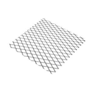 Image of Aluminium Panel (L)0.5m (W)250mm (T)0.8mm