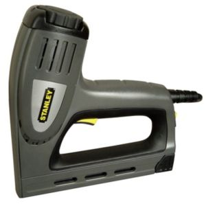 View Stanley Corded 240V 0-TRE550 Electric Nailer details