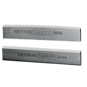 View Stanley RB108 Steel Replacement Blade, Pack of 5 details