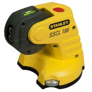 View Stanley Sscl 180 Plastic Cross Line Laser Level (L)282mm details