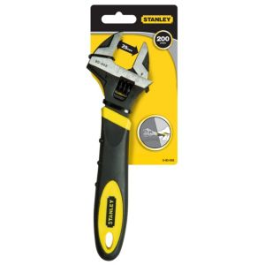 View Stanley Adjustable Wrench details