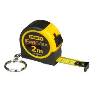 Image of Stanley FatMax 2m Tape Measure
