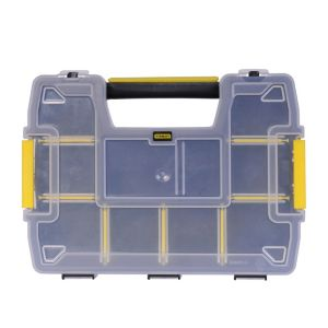 View Stanley 10 Compartment Tool Organiser details