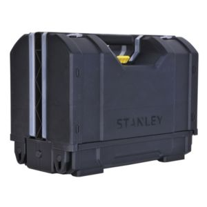 Stanley 10 Compartment 3 In 1 Tool Organiser