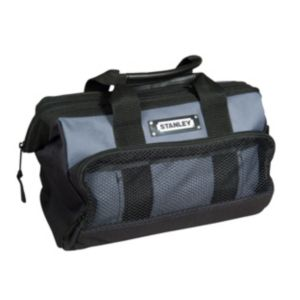 View Stanley 340mm Heavy Duty 600 Denier Fabric Tool Bag details