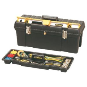 View Stanley Plastic Tool Box 283mm 664mm details