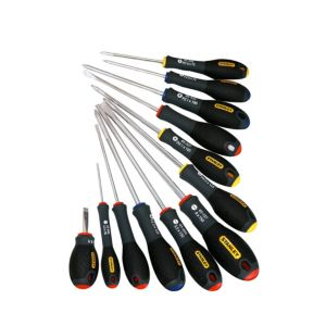 View Stanley FatMax 12 Piece Multi Screwdriver Set details