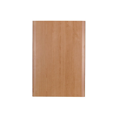 It kitchens sandford cherry effect modern standard door w for Kitchen cabinets 500mm