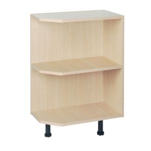 View IT Kitchens Maple Effect Base Unit Carcass (W)300mm details