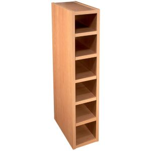 View IT Kitchens Cherry Style Modern Wine Rack Cabinet (W)150mm details