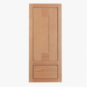 View Cooke & Lewis Clevedon 600mm Drawerline Door & Drawer Front, PACK S, Set of 2 details