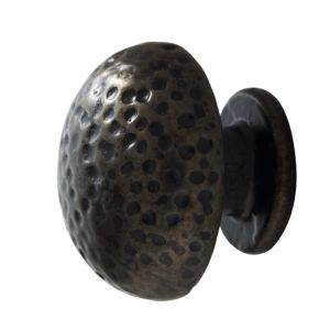 View Pewter Effect Celtic Round Knob, Pack of 2 details