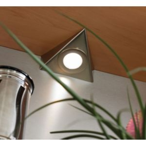 View IT Kitchens Mains Powered Cabinet Light, Pack of 3 details