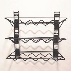 Image of Walltech Starting Kit Wall Mountable Black Starting Kit