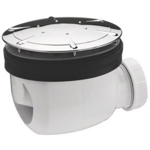 Image of Wirquin Shower waste (Dia)90 mm