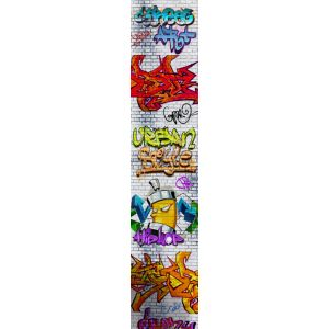 View Graffiti Multicolour Wallpaper details