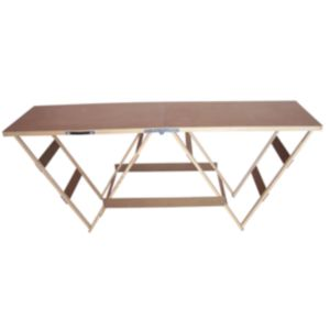 View B&Q Foldable Decorating Table (H)70mm (W)560mm (L)1m details