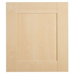 View IT Kitchens Westleigh Contemporary Maple Effect Shaker Standard Door 500 mm details